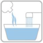 濕裹 - 洗澡