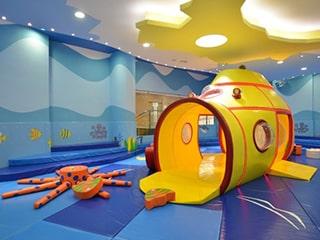 親子-兒童遊戲室-康文署-免費